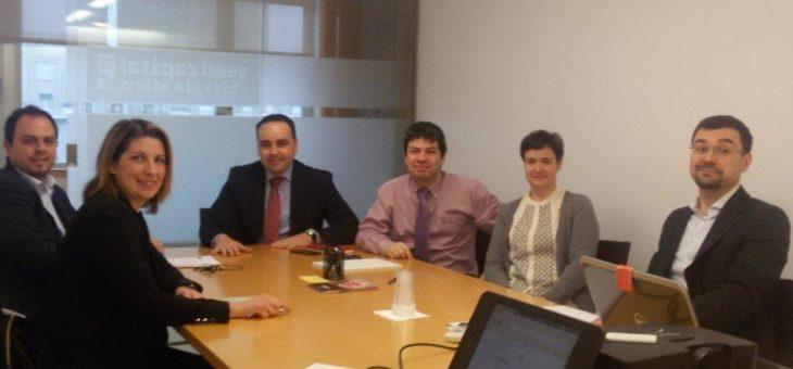 Επίσκεψη στελεχών των microSTARS BDSC στη «Seed Capital Bizkaia Mikro» στο πλαίσιο ανταλλαγής ιδεών και συνεργασίας