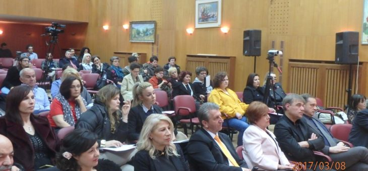 """Με ιδιαίτερη επιτυχία πραγματοποιήθηκε η εκδήλωση """"Το γυναικείο πρόσωπο της Επιχειρηματικότητας στη ΠΕ Κιλκίς"""" που συνδιοργάνωσαν το ΚΕΠΑ και ο ΣΕΓΕ"""