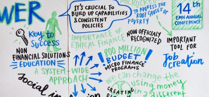 Ο χρηματοοικονομικός αλφαβητισμός στο προσκήνιο του ενδιαφέροντος του 14ου συνεδρίου που διοργάνωσε το ΕΜΝ