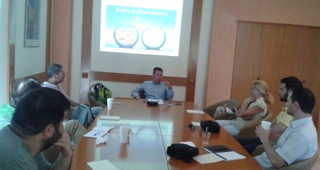 Οι εξαγωγές «στην πράξη» από τα microSTARS Workshops