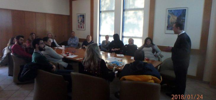 Μεγάλη ζήτηση για τα πρώτα microSTARS Workshops του έτους 2018