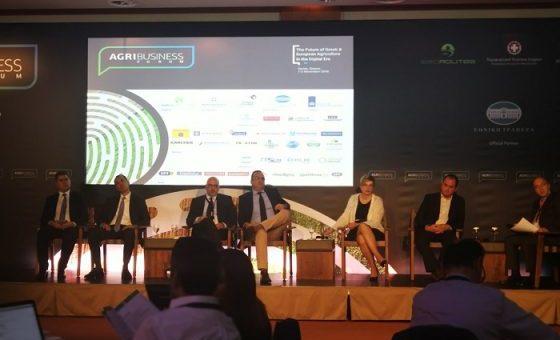 Έντονο το ενδιαφέρον για τις μικροπιστώσεις από τις επιχειρήσεις του αγροδιατροφικού κλάδου στο AgriBusiness Forum 2018