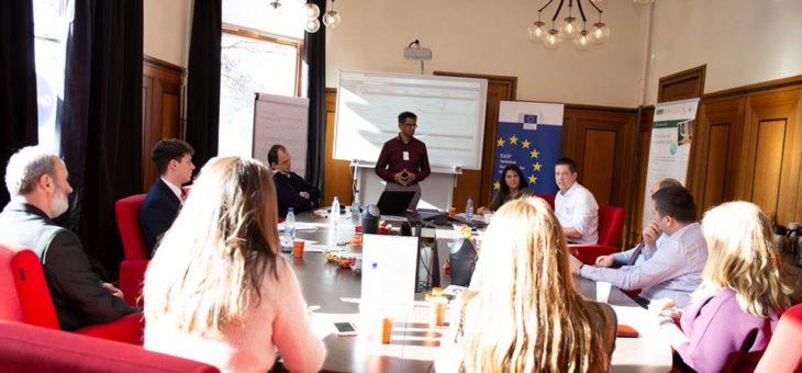 Επισκέψεις Μελέτης σε φορείς μικροπιστώσεων στο πλαίσιο του προγράμματος EaSI