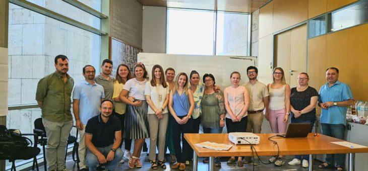 Μελέτη επίσκεψης από τους εταίρους του έργου JOB4YOU στα Κέντρα Υπηρεσιών Επιχειρηματικής Ανάπτυξης microSTARS