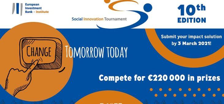"""Διαγωνισμός από το EIB Institute για την ανάδειξη """"κοινωνικά"""" καινοτόμων επιχειρήσεων στην Ευρώπη"""